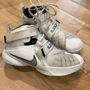 Nike Lebron shoes size 4